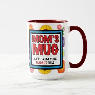Mom's Mug from Her Favorite Child