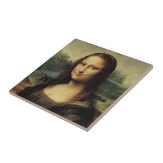 Mona Lisa by daVinci Tile