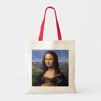 Mona Lisa de Bohol Tote Bag