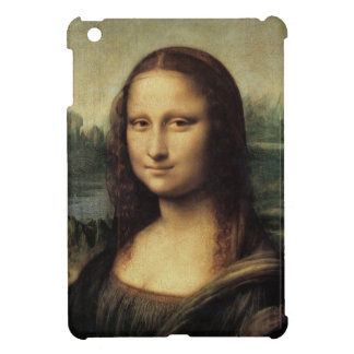Mona Lisa La Gioconda by Leonardo daVinci Cover For The iPad Mini