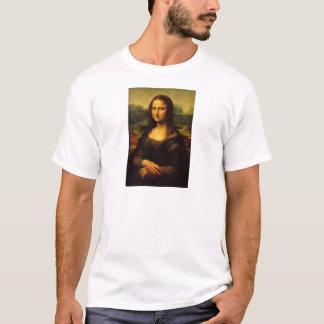 Mona Lisa - Leonardo Da Vinci T-Shirt
