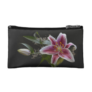 Mona Lisa Lily Cosmetics/z Accessory Bag