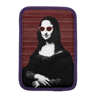 Mona Lisa pop art iPad Mini Sleeve