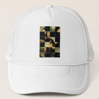 MONA LISA puzzle Trucker Hat