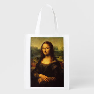 Mona Lisa Reusable Bag