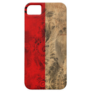 Monaco Flag Barely There iPhone 5 Case