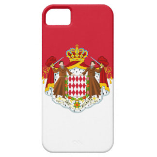 Monaco Flag Case For The iPhone 5