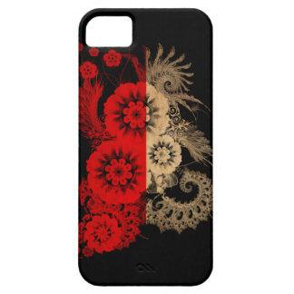 Monaco Flag iPhone 5 Cases