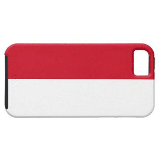 Monaco Flag iPhone 5 Covers