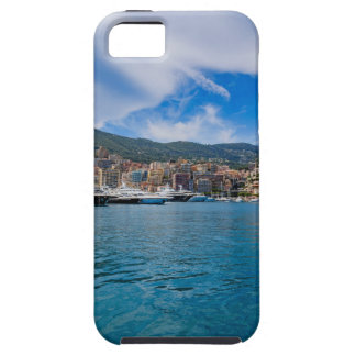 Monaco Skyline iPhone 5 Case