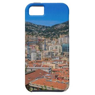 Monaco Skyline iPhone 5 Cases