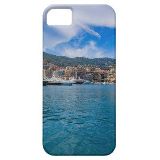 Monaco Skyline iPhone 5 Cover