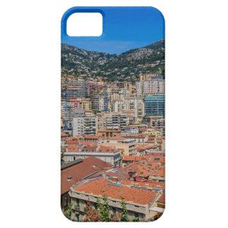 Monaco Skyline iPhone 5 Covers