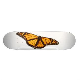 """Monarch Butterfly 7-3/4"""" Skateboard"""