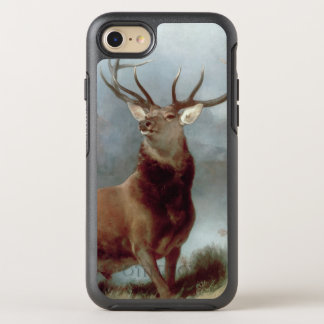Monarch of the Glen, 1851 OtterBox Symmetry iPhone 8/7 Case