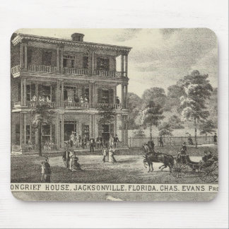 Moncrief House, Jacksonville Mouse Pad
