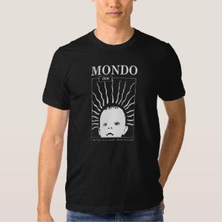 Mondo 2000 how fast are you? how dense? shirt