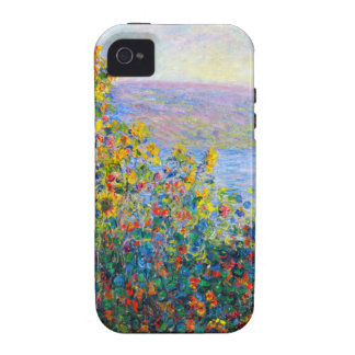 Monet - Flower Beds Vibe iPhone 4 Cases