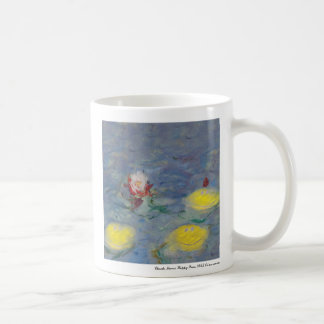 monet happy face mug