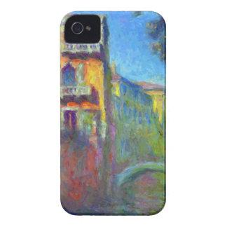 Monet - Rio Della Salute iPhone 4 Case-Mate Case
