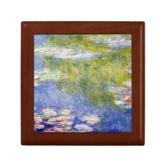 Monet's Water Lilies Gift Box
