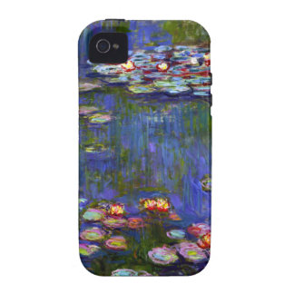 Monet Water Lilies 1916 Case For The iPhone 4