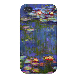 Monet Water Lilies 1916 iPhone 4/4S Cases