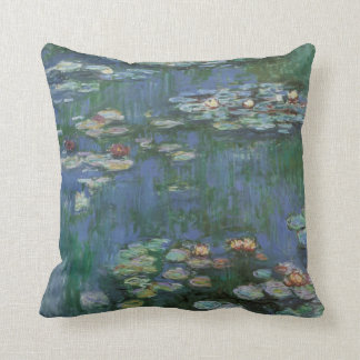 Monet-waterlilies Cushion
