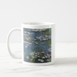 Monet Waterlillies mug
