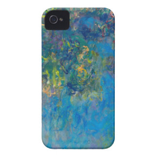 Monet Wisteria iPhone 4 Cases