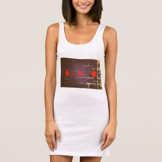 Money + Lust = Love Women's Jersey Tank Dress