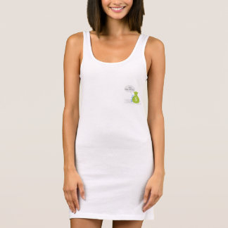 Money Sleeveless Dress