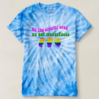 Moneyfaces Tie Dye T-Shirt