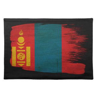Mongolia Flag Placemat