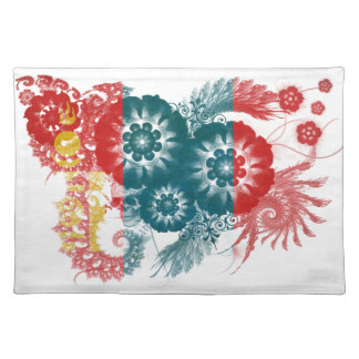Mongolia Flag Placemat