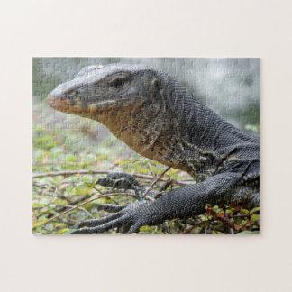 Monitor Lizard Jigsaw Puzzle