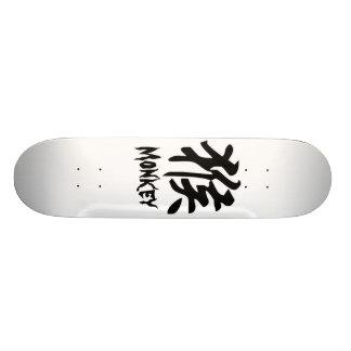 Monkey 21.3 Cm Mini Skateboard Deck