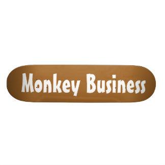 Monkey Business Skateboard