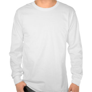 Monkey-Butt 500 CO - LS-LT-BLUE-FB Tee Shirt