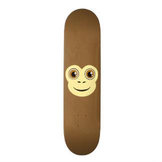 Monkey Face 18.1 Cm Old School Skateboard Deck