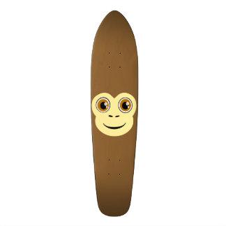 Monkey Face Skate Board Decks