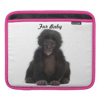 Monkey Fur Baby Design Ipad Sleeve