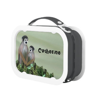 Monkey Habitat Lunchbox
