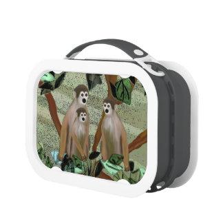 Monkey Habitat Lunchbox Lunchbox