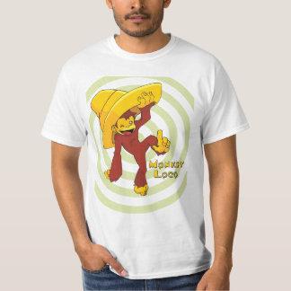Monkey Loco Tshirts