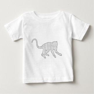 Monkey Maze Baby T-Shirt