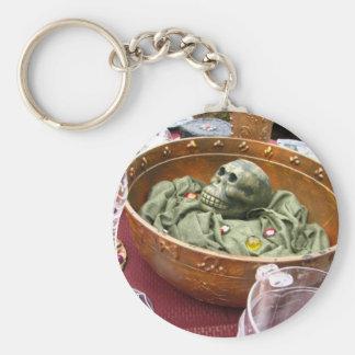 Monkey Salad Key Ring