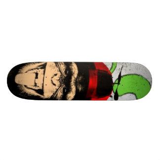 monkey skate deck