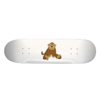 Monkey Skateboard