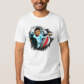 Monkey Surf Tshirt